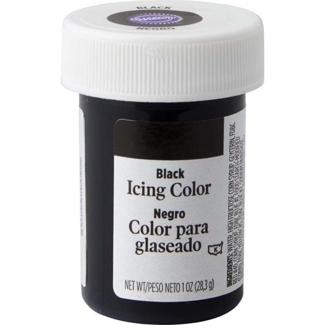 Black - Paste Food Colouring Icing Colour