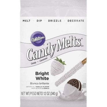 Bright White Candy Melts - 340g