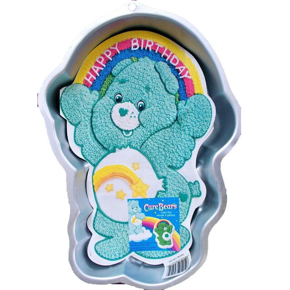 Miraculous Care Bear Cake Pan Happy Birthday By Cake Craft Company Funny Birthday Cards Online Alyptdamsfinfo