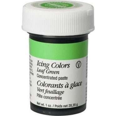 Leaf Green - Paste Food Colouring Icing Colour 28g