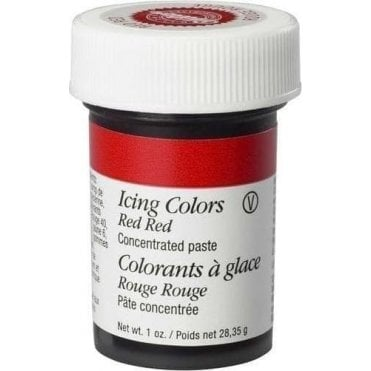 Red Red - Paste Food Colouring Icing Colour 28g