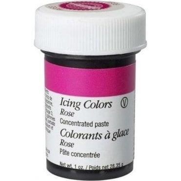 Rose Pink - Paste Food Colouring Icing Colour 28g