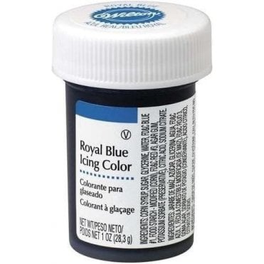 Royal Blue - Paste Food Colouring Icing Colour 28g