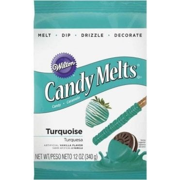 Turquoise Candy Melts - 340g