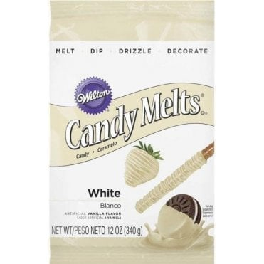 White Candy Melts - 340g