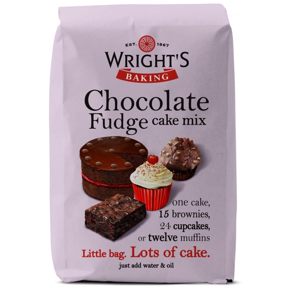 Craigmillar Chocolate Cake Mix